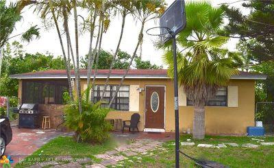 Hollywood Single Family Home Backup Contract-Call LA: 6101 Madison St