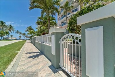 Deerfield Beach Condo/Townhouse For Sale: 2051 SE 3rd Street #Th-3