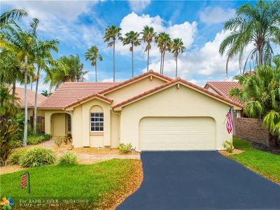 Weston Single Family Home For Sale: 2088 Augusta