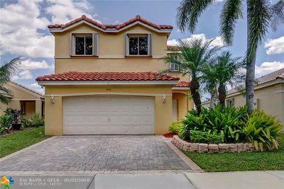 Weston Single Family Home For Sale: 4406 Mahogany Ridge Dr