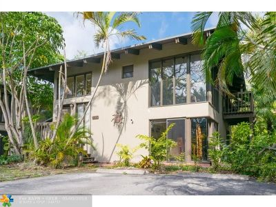 Miami Single Family Home For Sale: 6605 SW 55th Ln
