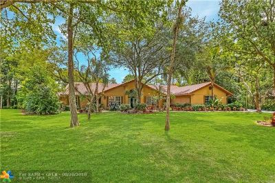 Parkland Single Family Home For Sale: 7810 Sequoia Lane