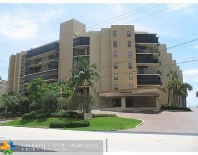 Hillsboro Beach Condo/Townhouse For Sale: 1167 Hillsboro Mile #602