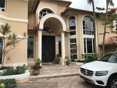 Single Family Home For Sale: 2500 Delmar Pl