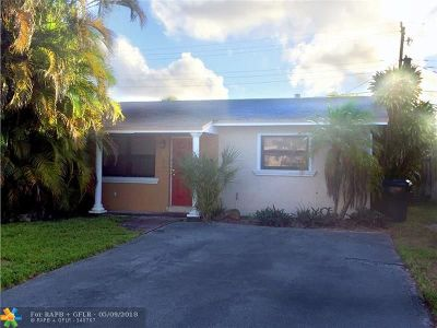 Wilton Manors Multi Family Home For Sale