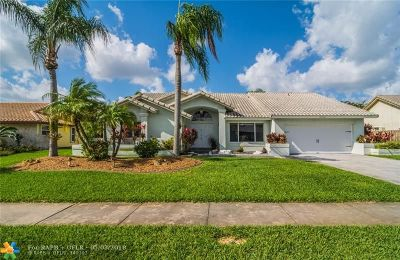 Plantation Single Family Home Backup Contract-Call LA: 9630 NW 17th St