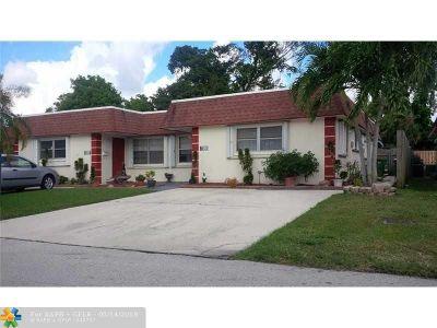 Tamarac Multi Family Home Backup Contract-Call LA: 7395-7397 NW 76th Ct