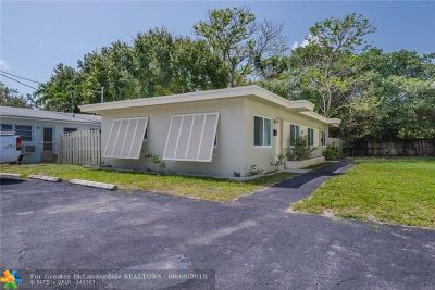 Fort Lauderdale Multi Family Home For Sale: 1608 SW 11th St