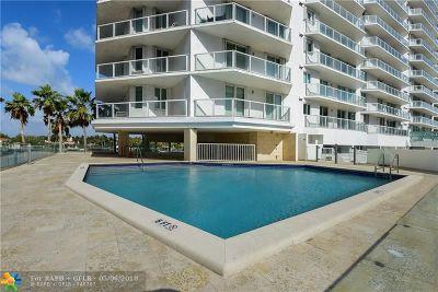 Miami Condo/Townhouse For Sale: 5900 E Collins Ave #406