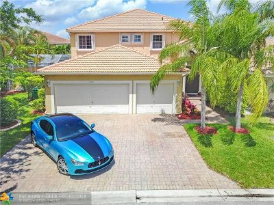 Coral Springs Single Family Home Backup Contract-Call LA: 5330 NW 121st Ave