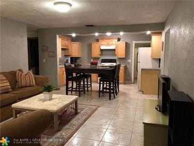 Davie Single Family Home Backup Contract-Call LA: 6220 SW 38th St