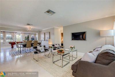 Oakland Park Single Family Home For Sale: 1571 NE 47