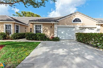 Coral Springs Condo/Townhouse Backup Contract-Call LA: 8761 Forest Hills Blvd #31