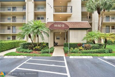 Davie Condo/Townhouse For Sale: 9440 Poinciana Pl #106