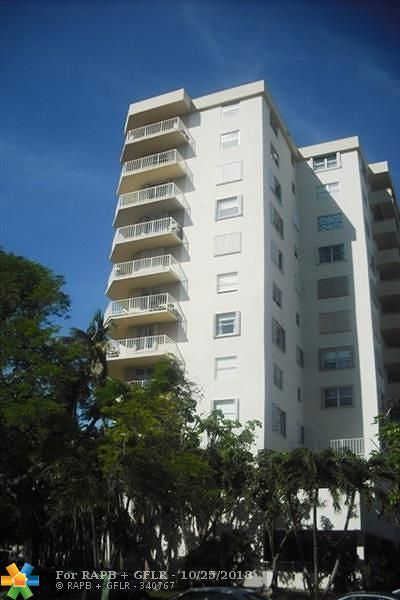 Miami Beach Condo/Townhouse For Sale: 6900 Bay Dr #9A
