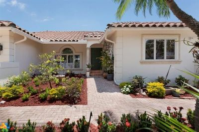 Fort Lauderdale Single Family Home For Sale: 1524 SE 11th St