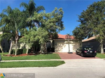 West Palm Beach Single Family Home For Sale: 1341 Stonehaven Estates Dr