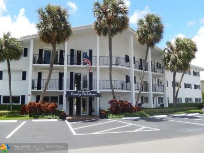 Broward County Condo/Townhouse For Sale: 4848 NE 23rd Ave #5A