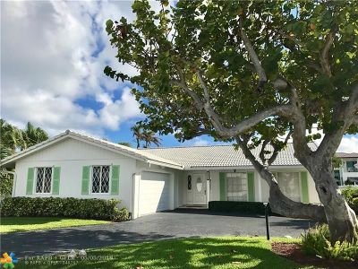 Delray Beach Single Family Home For Sale: 1006 White Dr