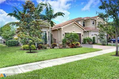 Delray Beach Single Family Home For Sale: 9536 Eden Roc Ct