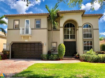 Cooper City Single Family Home For Sale: 11950 SW 47th St