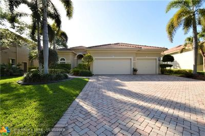 Coral Springs Single Family Home Backup Contract-Call LA: 890 NW 123rd Dr