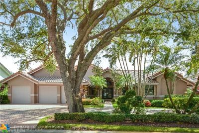 Coral Springs Single Family Home Backup Contract-Call LA: 1895 Merion Ln
