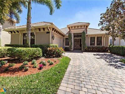 Delray Beach Single Family Home Backup Contract-Call LA: 15525 Glencrest Avenue