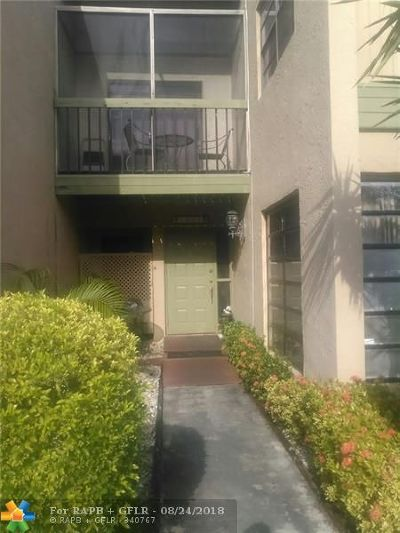 Pembroke Pines Condo/Townhouse For Sale: 1491 NW 94th Ave #238