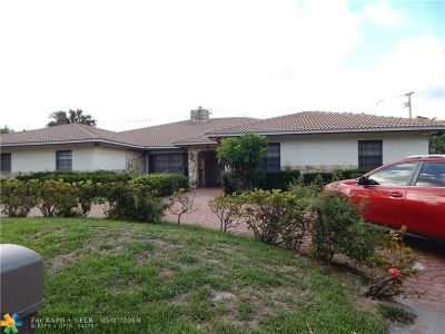 Boca Raton FL Single Family Home For Sale: $715,000