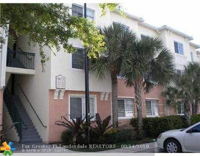 West Palm Beach Condo/Townhouse For Sale: 9873 Baywinds Dr #5301