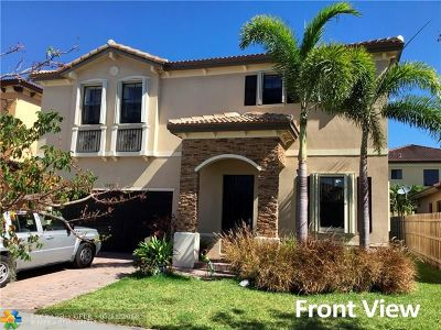 Miami Single Family Home For Sale: 10491 SW 231st Ter
