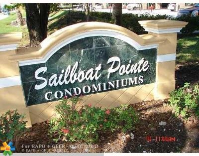 Oakland Park Condo/Townhouse For Sale: 2321 NW 33rd St #205