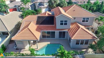 Boca Raton Single Family Home For Sale: 10950 Handel Pl