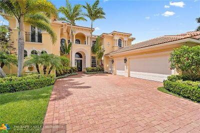 Jupiter Single Family Home For Sale: 186 Elena Ct