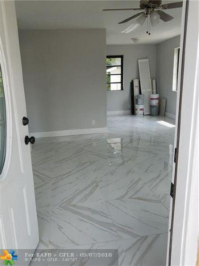 North Miami Beach Single Family Home For Sale: 920 NE 155th St