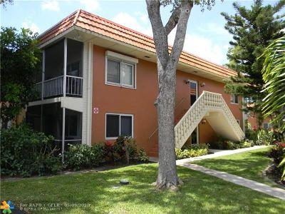 Wilton Manors Condo/Townhouse Backup Contract-Call LA: 140 NE 19th Ct #203