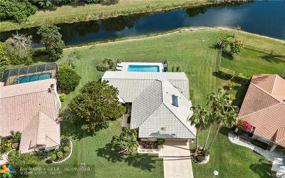 Boca Raton Single Family Home For Sale: 11312 Island Lakes Ln