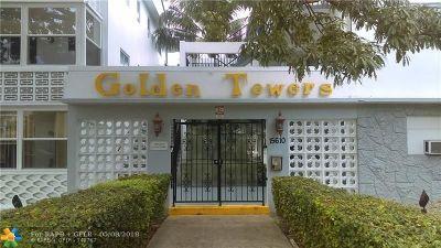 Miami Condo/Townhouse For Sale: 15610 NE 6th Ave #35B