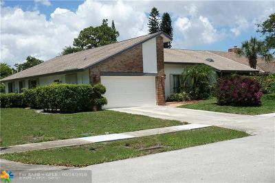 Boca Raton Single Family Home For Sale: 3099 NW 28th Ter