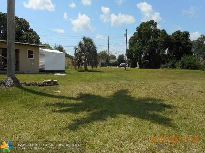 Oakland Park Residential Lots & Land For Sale: NW 29th Ct