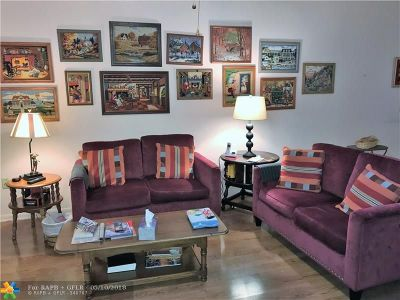 Hollywood Condo/Townhouse For Sale: 1520 Gabriel St #1520