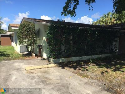 Fort Lauderdale Multi Family Home For Sale: 1627-1629 NE 12th St