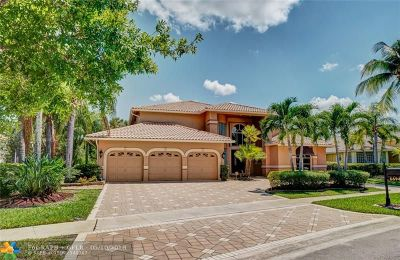 Parkland FL Single Family Home Backup Contract-Call LA: $699,900