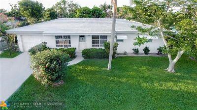 Boca Raton Single Family Home For Sale: 469 NE 35th St