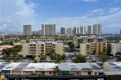 North Miami Beach Condo/Townhouse For Sale: 3545 NE 166th St #1006