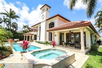 Boca Raton Single Family Home For Sale: 1330 Sabal Palm Dr