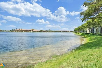 Pembroke Pines Condo/Townhouse For Sale: 1500 SW 131st Way #105N