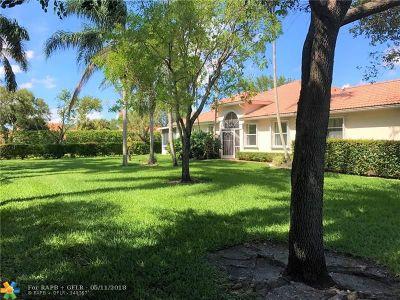 Boynton Beach Condo/Townhouse For Sale: 9603 Crescent View Dr #9603