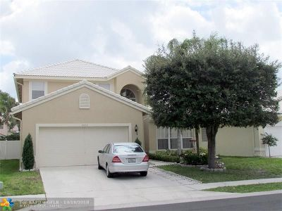 Boca Raton Single Family Home For Sale: 18452 Old Princeton Ln